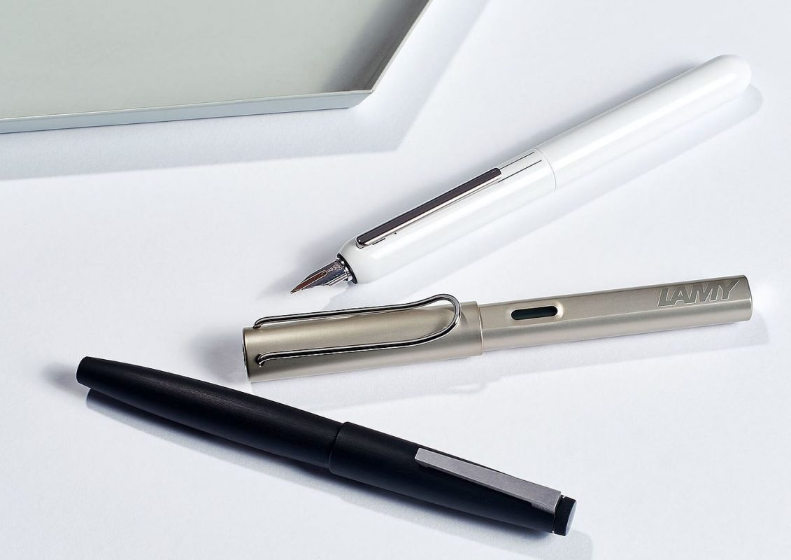 Blog-Lamy Fountain Pen