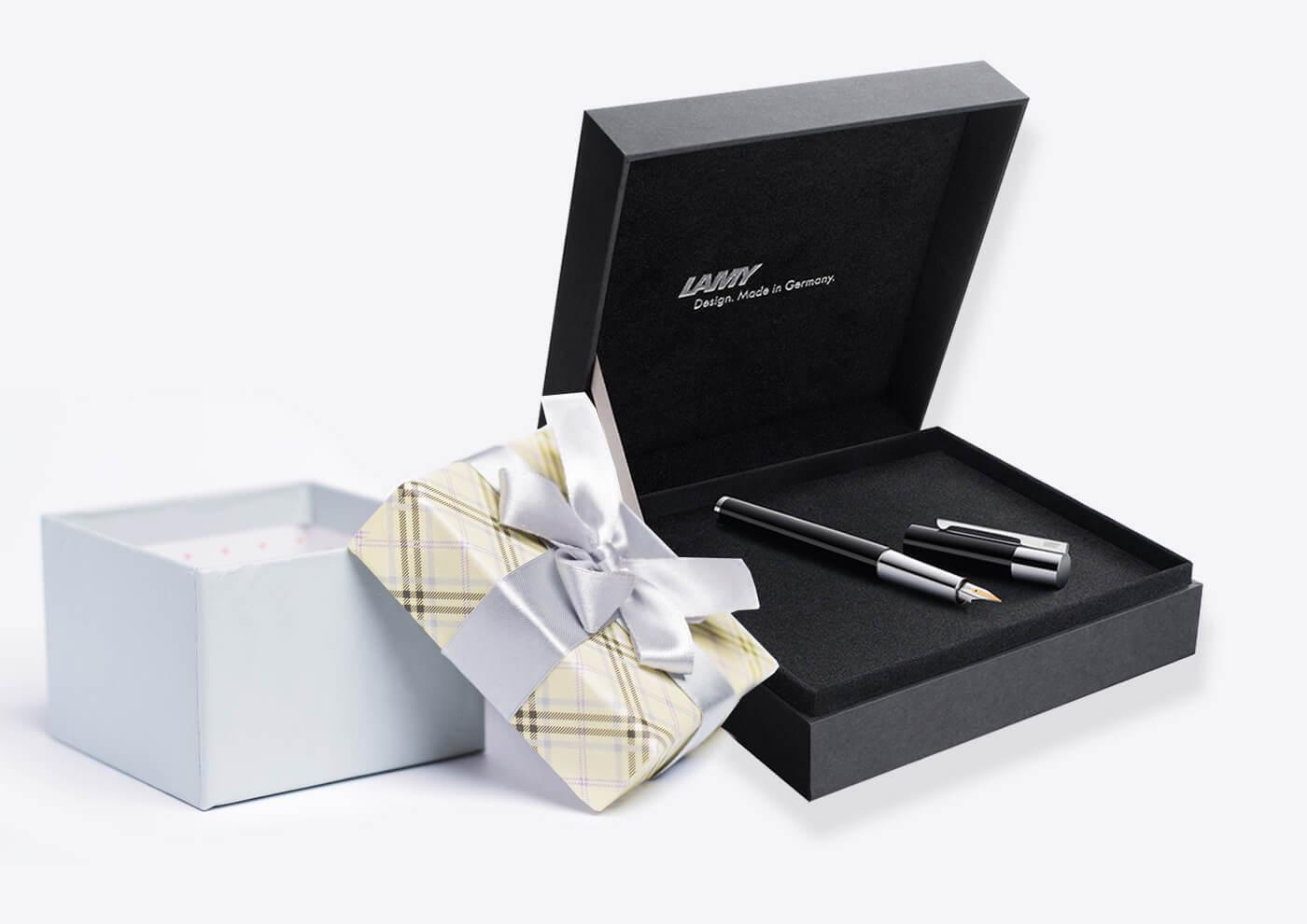 มอบของขวัญพิเศษได้ทุกเทศกาลด้วยปากกาลามี่ Lamy Pen