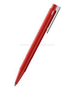 สินค้าพรีเมี่ยม-ปากกาพรีเมี่ยม-LOGO M Ballpoint Pen Red