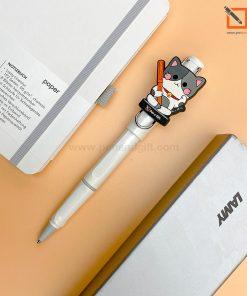 P&G-Lamy-Safari-Mascot-White