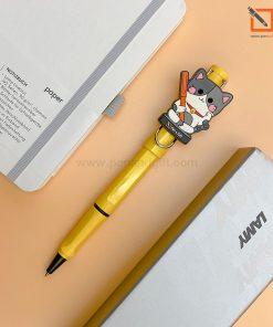 P&G-Lamy-Safari-Mascot-Yellow