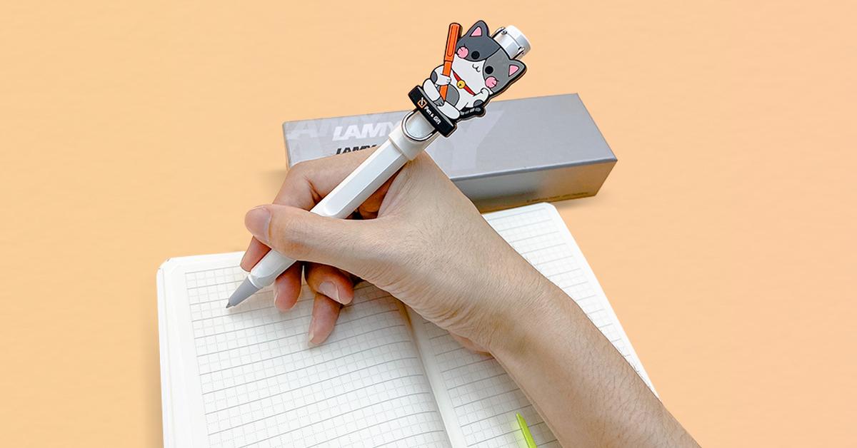 LAMY Mascot with hand write