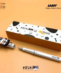 P&G-Web-Hoshi+Mascot-the voive box-สกรีนด้าม-สีขาว