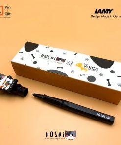 P&G-Web-Hoshi+Mascot-the voive box-สกรีนด้าม-สีดำ